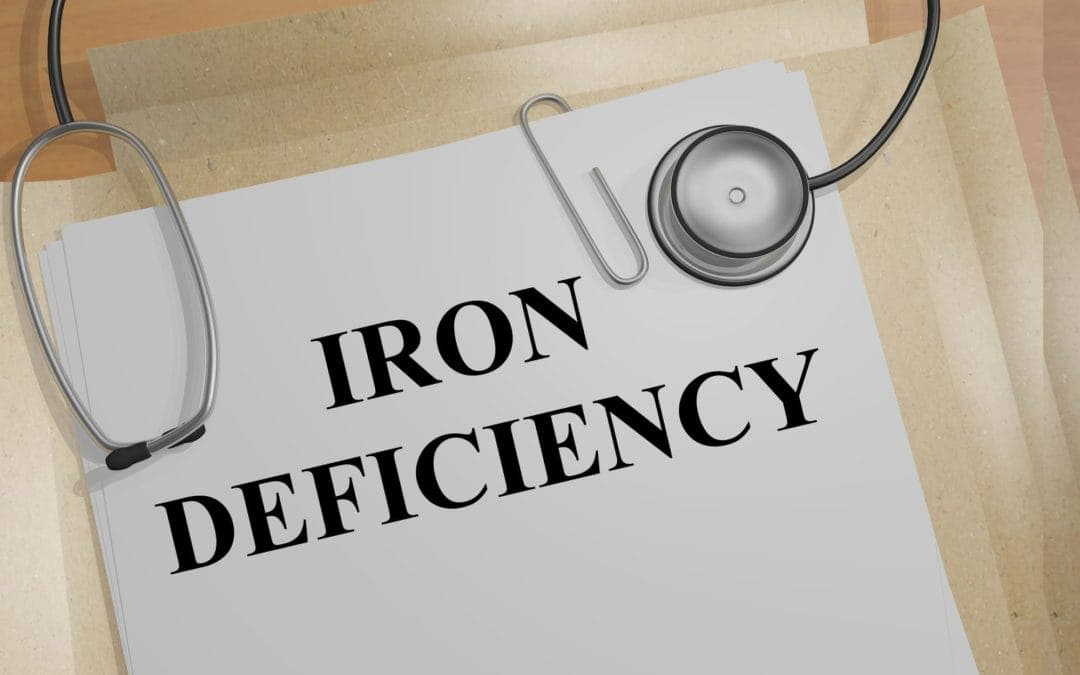 Iron: A Key Nutrient for Energy and Brain Function