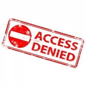 Inflammation Access Denied