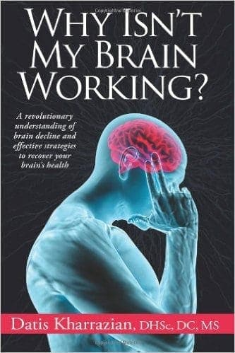 New Book From Dr. Kharrazian: Why Isn't My Brain Working? pt. 2
