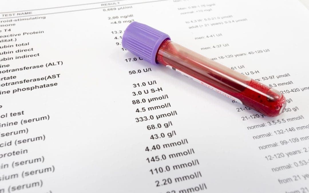 Health Problem Got You Down?  Don't Know Where to Start? We Suggest Fundamental Blood Tests