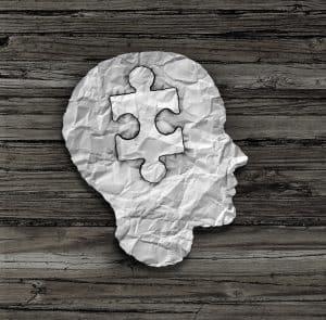 Migraine puzzle piece